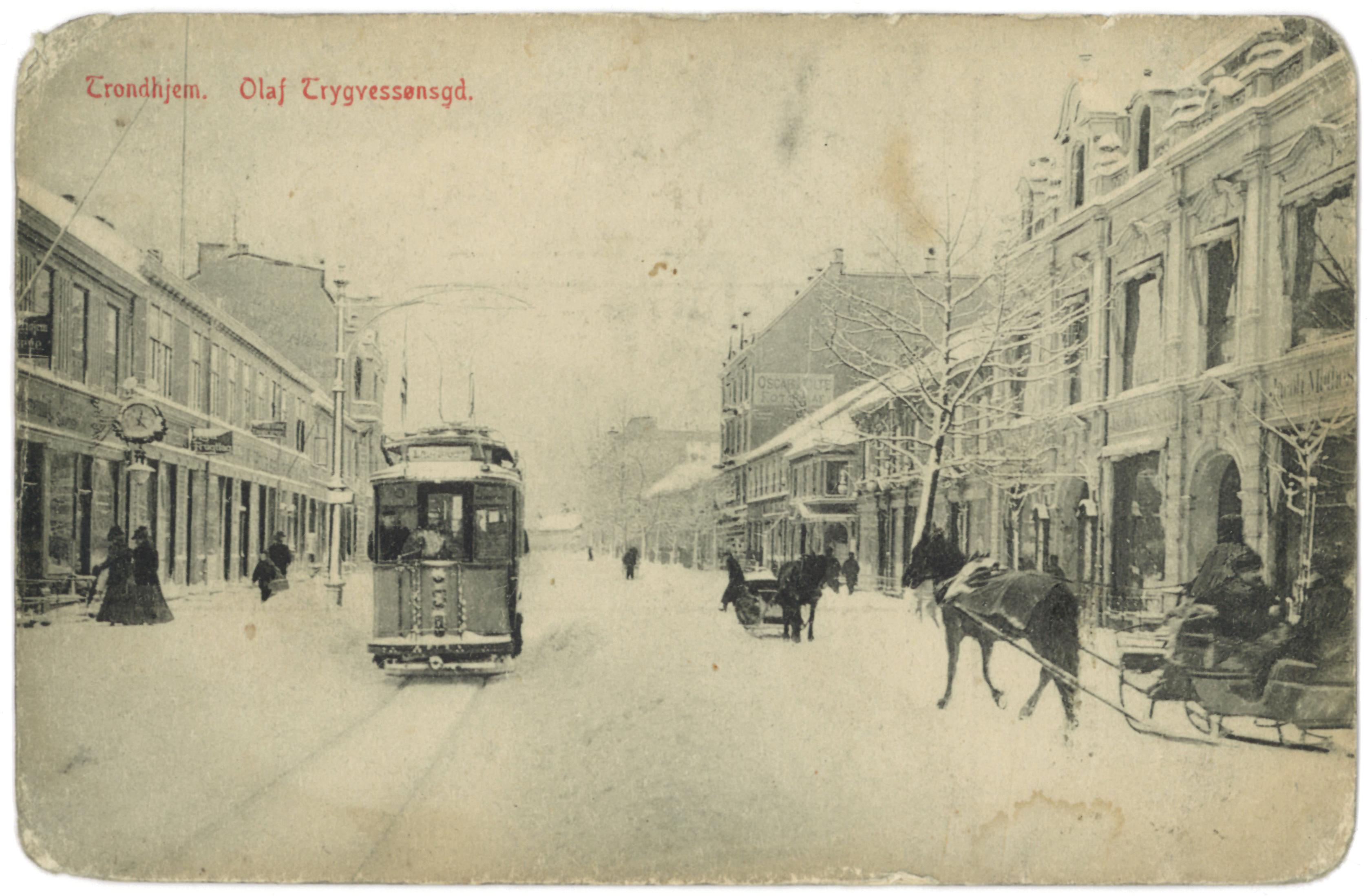 Trondheim-1907