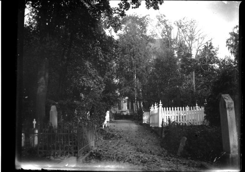Domkirkegården_tidlig1900
